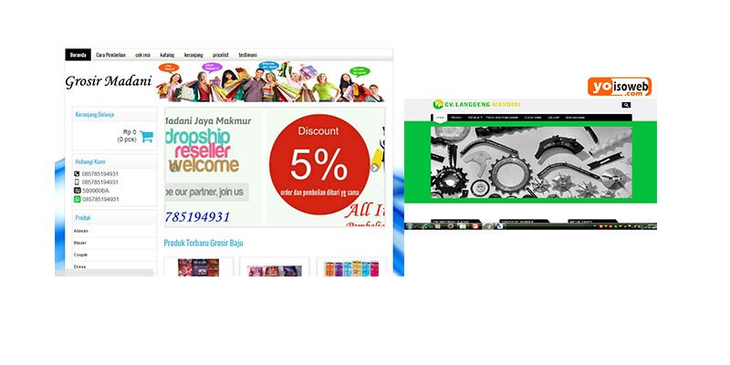 Jasa Pembuatan Web Aceh Barat Daya 082225316999