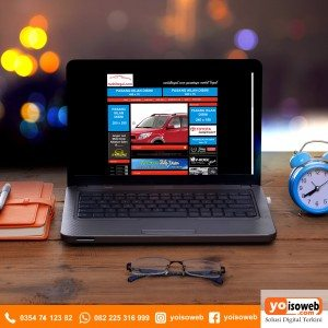 Jasa Website Sales Mobil Demak Yoisoweb