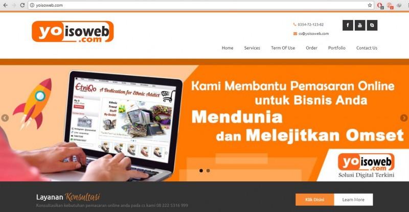 Jasa Pembuatan Web Lampung Barat 08 222 5316 999