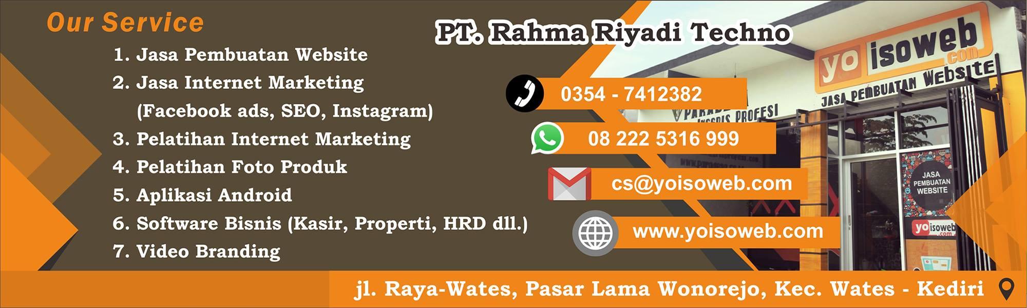 Jasa Website Rumah Sakit Klungkung 085695285999