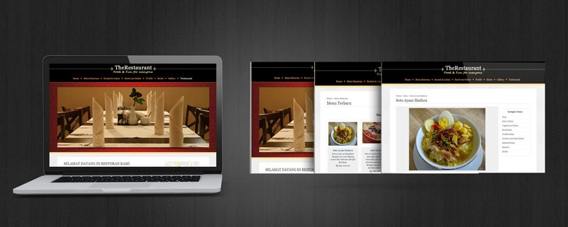 Jasa Website Restoran Kotawaringin Barat 085695285999