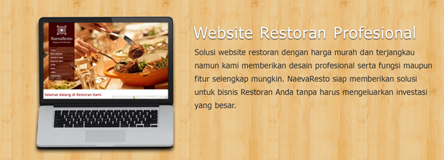 Jasa Website Restoran Katingan 085695285999
