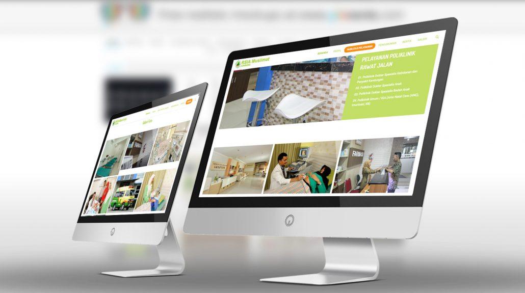Jasa Website Rumah Sakit Ngawi 082225316999