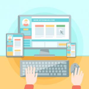 Jasa pembuatan web di Kabupaten Sigi Yoisoweb