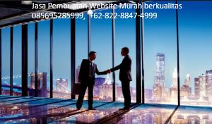 Jasa Pembuatan Web Halmahera Timur