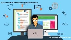 Jasa Pembuatan Website Karawang