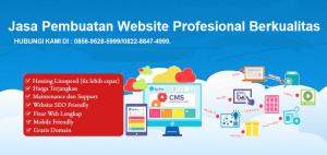 Jasa Pembuatan Website Indramayu.