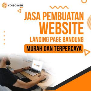 Jasa Pembuatan Website Landing Page Bandung: Murah dan Terpercaya