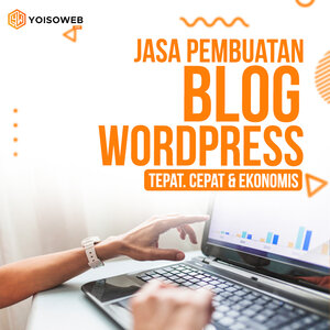 Jasa Pembuatan Blog Wordpress Terbaik dan Terpercaya