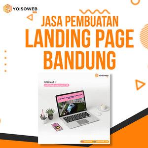 Jasa Pembuatan Landing Page Bandung