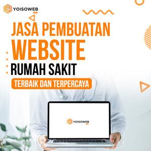 Jasa Pembuatan Website Rumah Sakit Terbaik dan Terpercaya