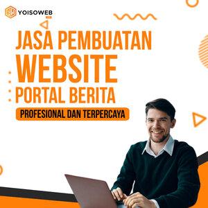 Jasa Pembuatan Website Portal Berita Profesional dan Terpercaya