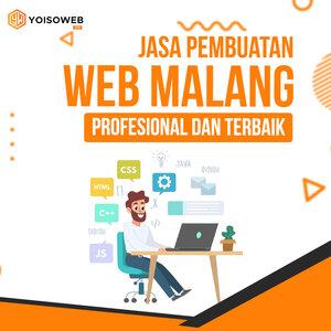 Jasa Pembuatan Web Malang Profesional dan Terbaik