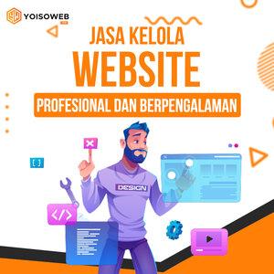 Jasa Kelola Website Professional dan Berpengalaman