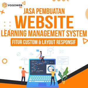 Jasa Pembuatan Website Learning Management System: Fitur Custom dan Layout Responsif