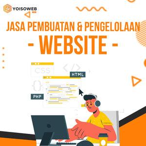 Jasa Pembuatan dan Pengelolaan Website