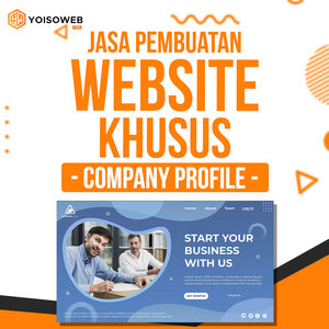Jasa Pembuatan Website Khusus Company Profile