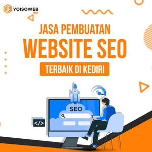 Jasa Pembuatan Website SEO Terbaik di Kediri