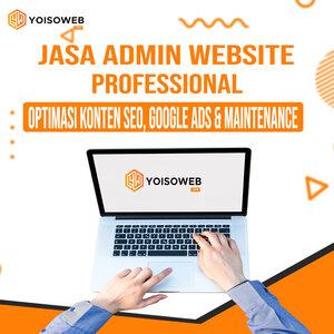 Jasa Admin Website Profesional: Optimasi Konten SEO dan Google Ads