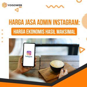 Harga Jasa Desain Konten Instagram Ekonomis dan Terpercaya