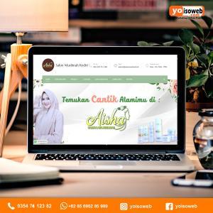 Harga jasa pembuatan website properti Nganjuk Yoisoweb