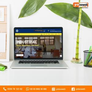Harga Jasa Pembuatan Website Perusahaan Nganjuk Yoisoweb