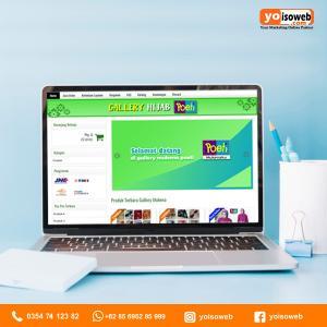 Harga Jasa Pembuatan Website Perusahaan Surabaya Yoisoweb